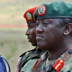 British police arrested Gen Karenzi at Heathrow Airport