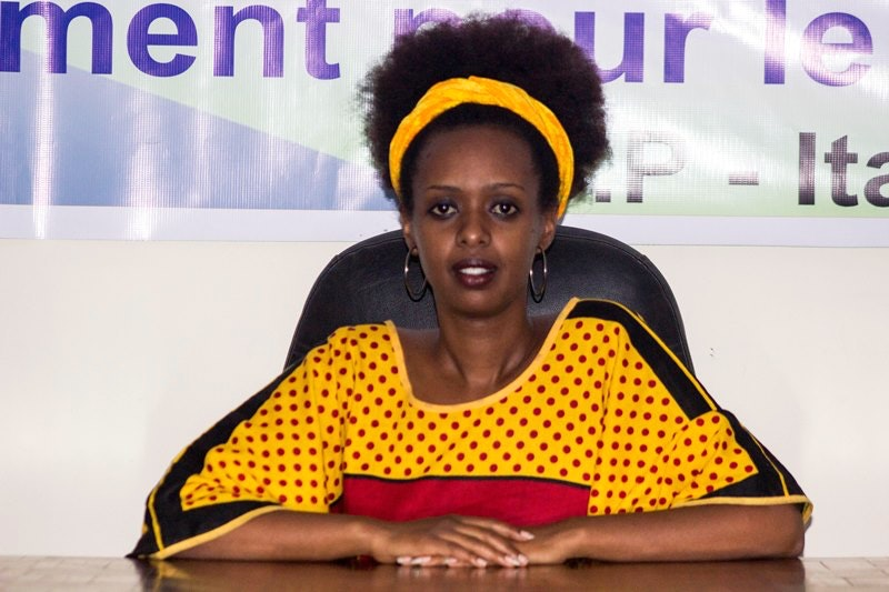THE RWANDAN GOVERNMENT SHOULD RELEASE DIANE RWIGARA IMMEDIATELY