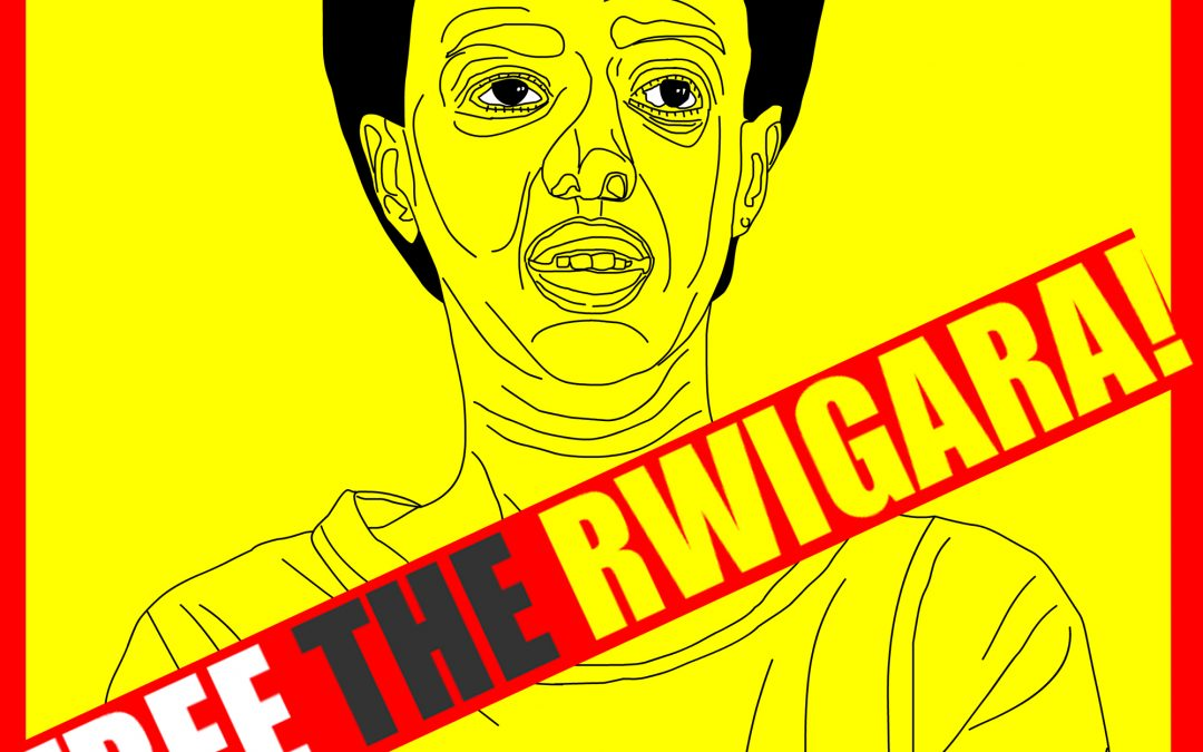 PAUL KAGAME IS PLANNING TO MURDER DIANE RWIGARA