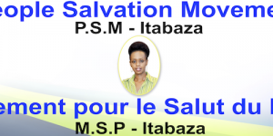 THE PEOPLE SALVATION MOVEMENT ITABAZA COMMUNIQUE