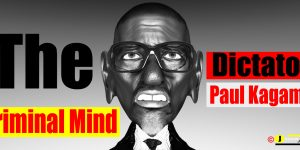 The Predictable mind of Criminal Paul Kagame