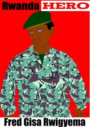 Fred Gisa Rwigyema