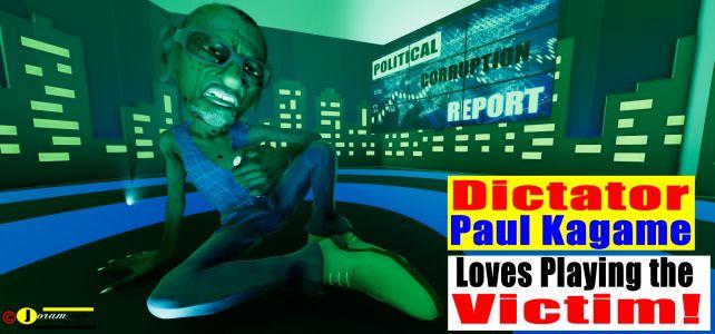 Dictator Paul Kagame