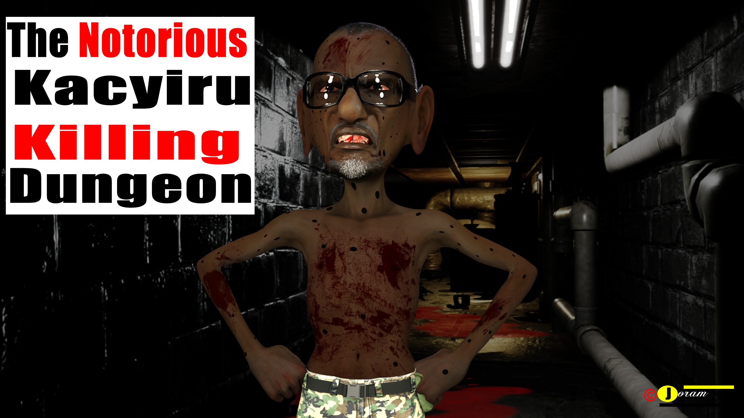 Paul Kagame Killing Machine