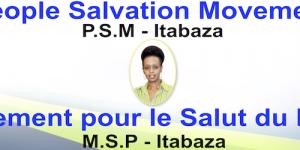 THE PEOPLE SALVATION MOVEMENT ITABAZA COMMUNIQUE