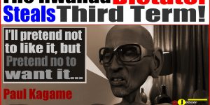 The Rwanda Elections are Already Rigged in Favour of Paul Kagame